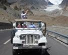 Karakoum-Highway Jeep