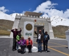 Pakistan China Border Khunjerab pass