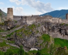 Khertvisi fortress Gymri 1