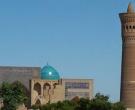 Bukhara, 39°46'N 64°26'E, Uzbekistan, 16 & 17/07/2011
