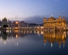 Stock Image of  Amritsar Golden Temple - India