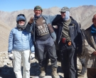 Our group with local guide in Wakhan