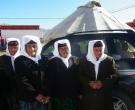 Tajik Wakhi ladies Tashkurgan