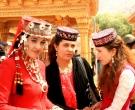 Tajik ladies Tashkurgan