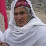 Hunza lady
