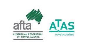 Atas and Afta logo